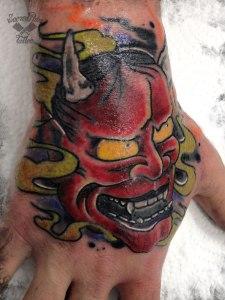 Emanuele Persanti Tattoo Artist